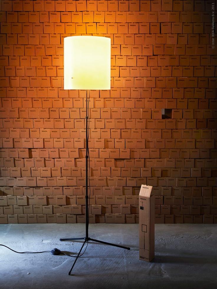 Nyhet: TROGSTA - En stor liten golvlampa | Redaktionen | inspiration från IKEA