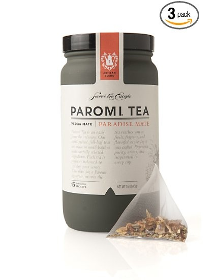 PAROMI TEA Pineapple Papaya Tea, Full-Leaf, 15-Count Tea Sachets, 13.28-Ounce Bottles (Pack of 3): Amazon.com: Grocery & Gourmet Food