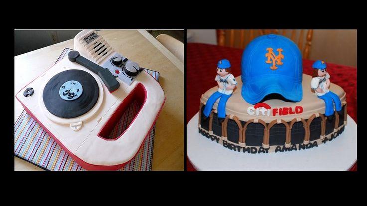 #amazing #cap #music #cake #design