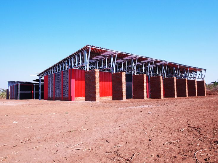 Gallery of The Legson Kayira Community Center & Primary School / Architecture for a Change - 13
