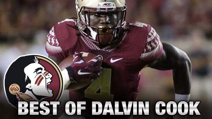 FSU'S Dalvin Cook's Best Plays vs Miami