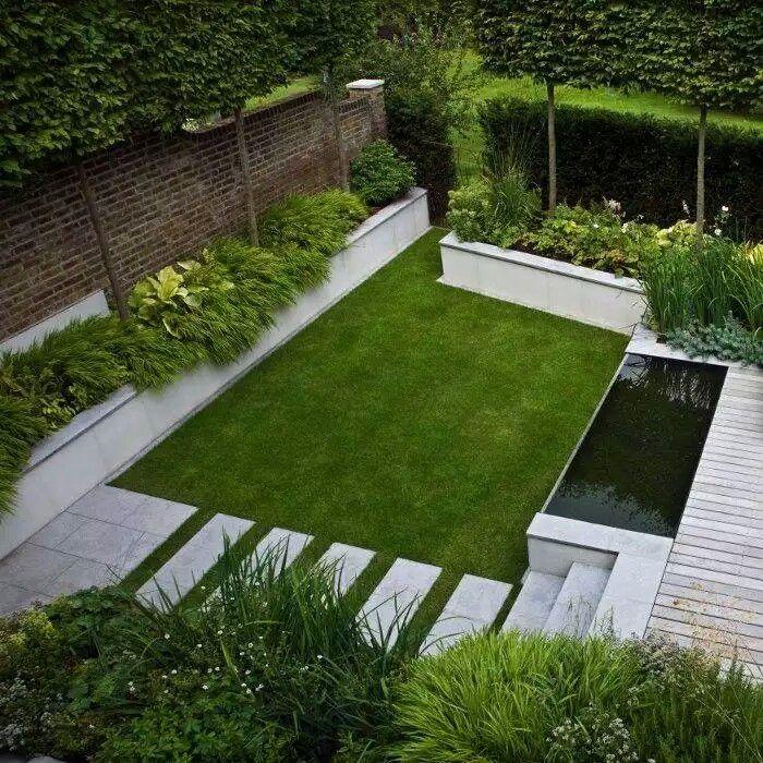 Piccolo giardino giardini e fiori pinterest giardino - Giardini e fiori ...