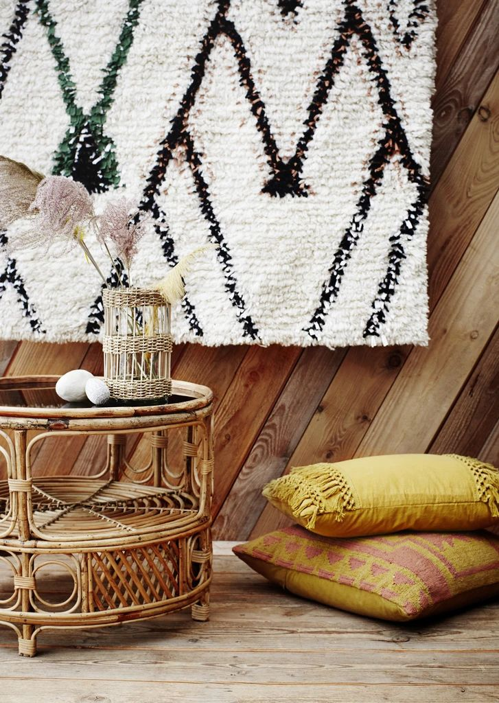 42+ Woven coffee table with glass top ideas