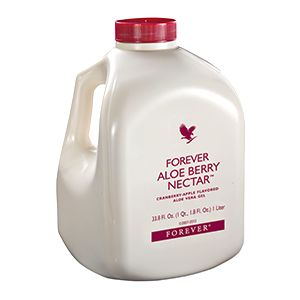 shop.foreverliving.it FOREVER ALOE BERRY NECTAR Art. 34 CC 0.101 Abbiamo aggiunto all'Aloe Vera Gel i delicati gusti dei succhi concentrati di mela e di mirtillo per ottenere una bevanda che piacerà a tutta la famiglia. Il succo di mirtillo è ricco di vitamina C ed è tradizionalmente impiegato per l'apparato urinario; il succo di mela è ricco di vitamine A e C e di potassio. Contenuto: 1 litro    EUR 29,78