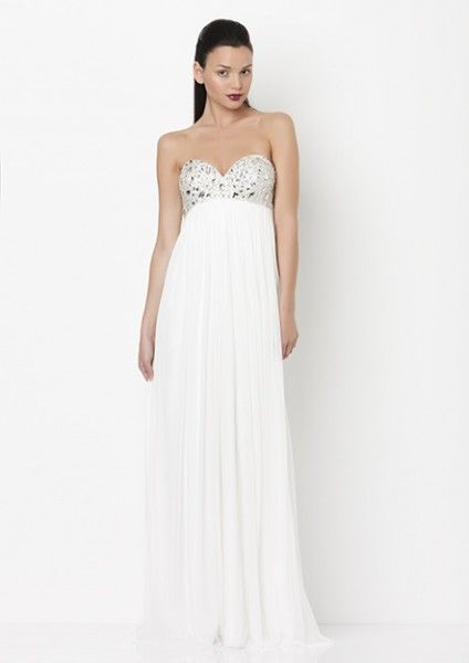This gown would make anyone feel like a #princess! Available at #Vivid now. For more information -   http://on.fb.me/1bYpbsO or email us at info@vividwear.com.au