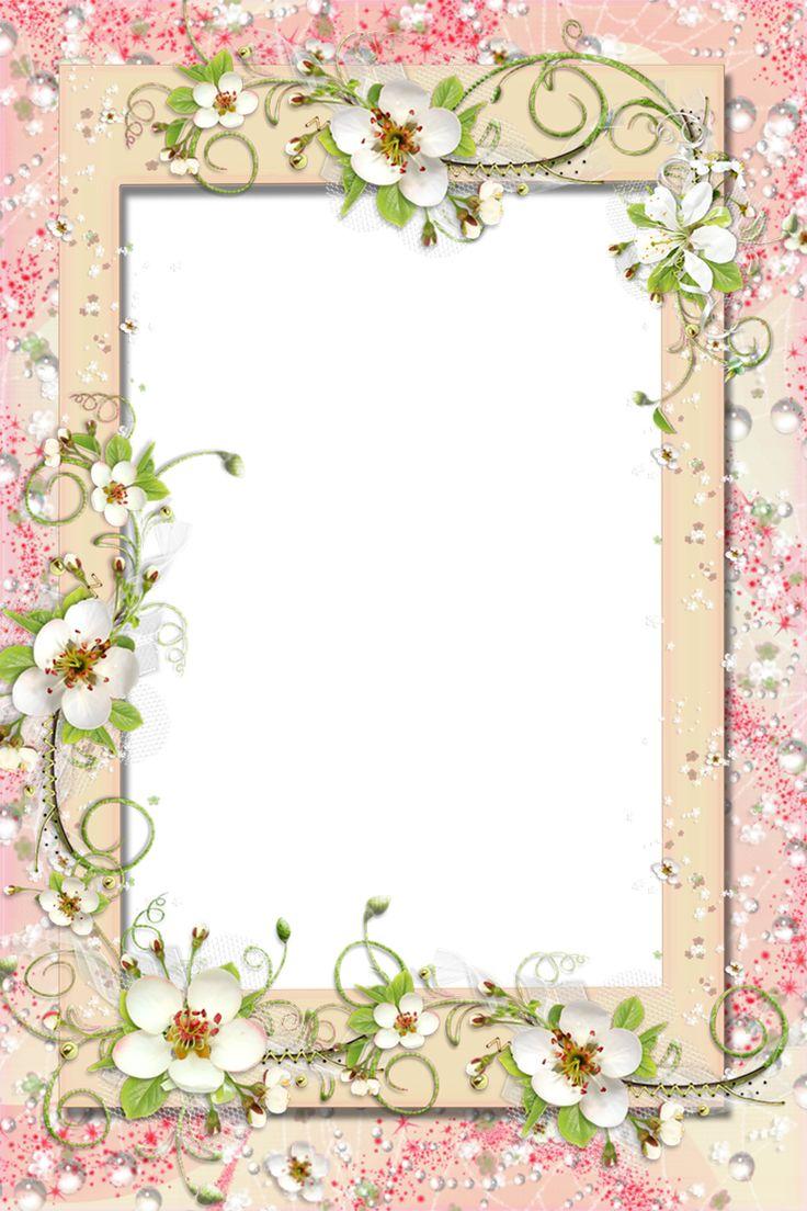 325 best frames images on pinterest frames moldings and fantasy transparent png frame with flowers printables izmirmasajfo