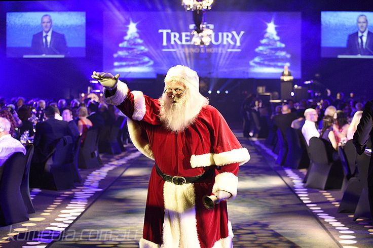 Event Christmas Party & Santa