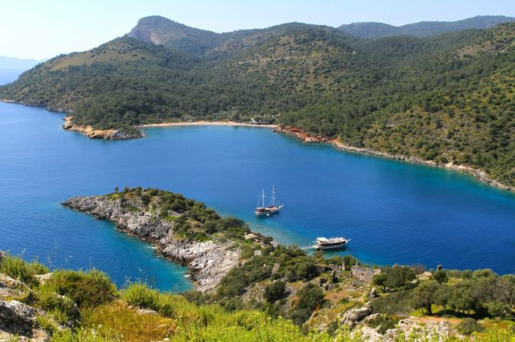 St Nicholas island Fethiye