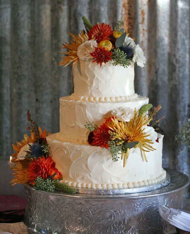 Fall Wedding Cakes Ideas: 17 Best Images About Fall Wedding Cakes On Pinterest
