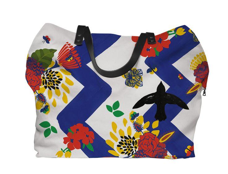 Weekend Bag Messico