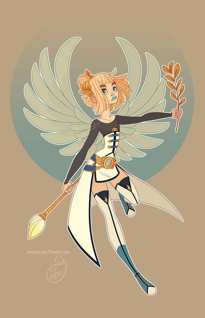 Character Design - Virgo. ______________________________________________ Art by Jessica Madorran  TUMBLR   BLOG  &nb...