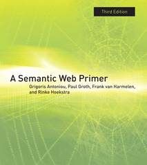 A Semantic #Web Primer - A Semantic Web Primer provides an introduction and guide to this still emerging field, describing its key ideas, languages, and technologies. #tech #technology #books