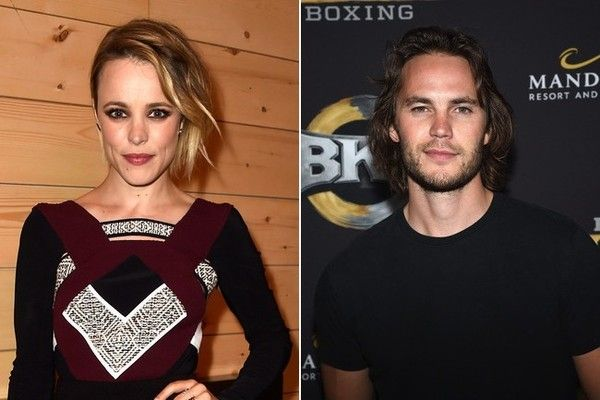 Rachel McAdams and Taylor Kitsch Might Be Dating