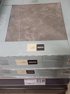 Potential Floor Tiles