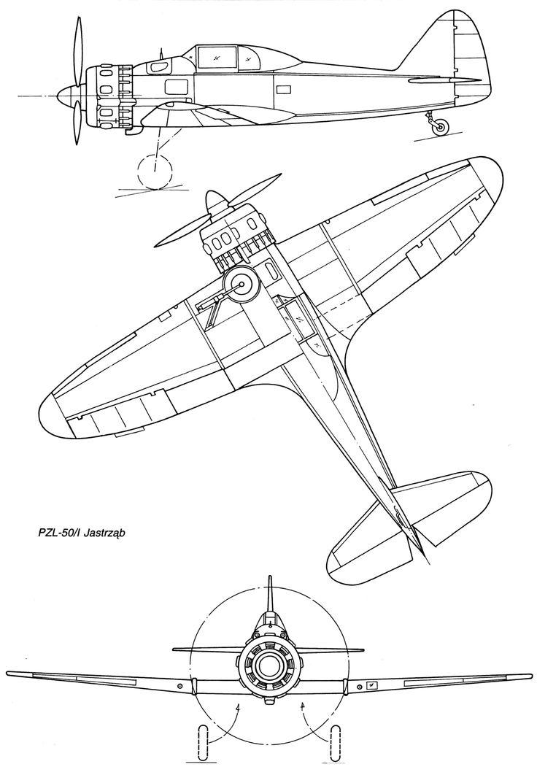 PZL-50 Jastrzab