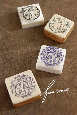 「樹ノ城(じゅのじょう)」、香港個展で、初めてポストカードを作り、 販売させていただきました。 ポストカードの、表面のデザイン...