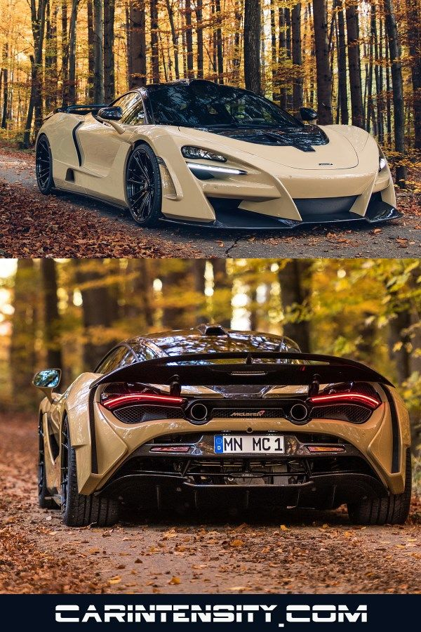 The 2019 Novitec Mclaren 720s Supercar Mclaren Novitec Carintensity Super Cars Sports Car Sports Car Brands