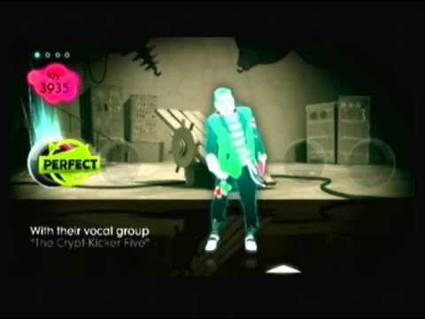 The Monster Mash- Just Dance 2 - For October Brain Breaks