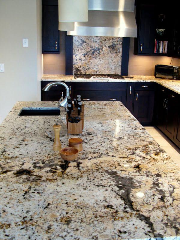 Delicatus Granite slab pics - Kitchens Forum - GardenWeb