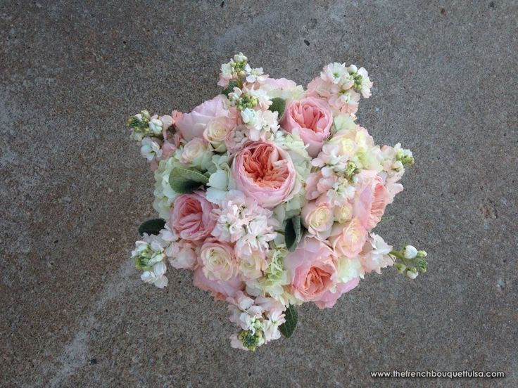 Pink Garden Rose And Hydrangea Bouquet 277 best pink & blush bouquets images on pinterest | bridal