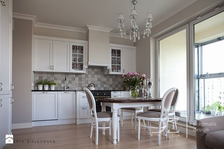 Cynamonowy Dom - zdjęcie od Doriz Pragmatic Design - Kuchnia - Styl Prowansalski - Doriz Pragmatic Design