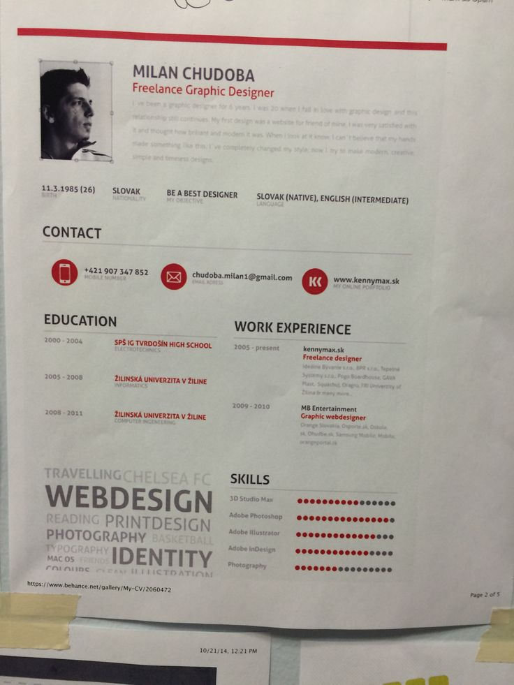 11 best Personal Portfolio images on Pinterest Personal - interactive resume examples
