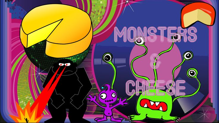 Monsters & Cheese is a fun, drafting, press your luck style game, that challenges kids and adults to make the best Monster Party! http://kck.st/2mfpJrv