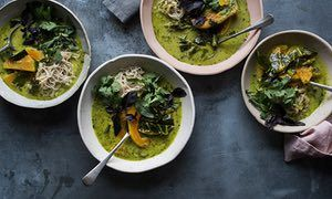 Anna Jones' soup recipes get the year off to a fresh start | The modern cook | Life and style | The Guardian