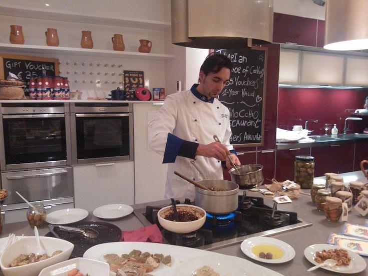 Quando la tradizione culinaria italiana seduce i mercati esteri: conosciamo Francesco Santoro, chef pugliese amato da italiani e irlandesi