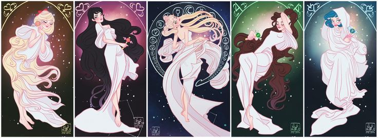 While listening to music from Sailor Moon *tear* I decided to draw the inner senshi in Alphonse Mucha style. I called the series Sailor Moocha and this is part of my Art Parody Project. I had so much fun drawing them and I think they look best together.  - See more at: http://selfrescuingprincesssociety.tumblr.com/page/2#sthash.fmqs5O3V.dpuf