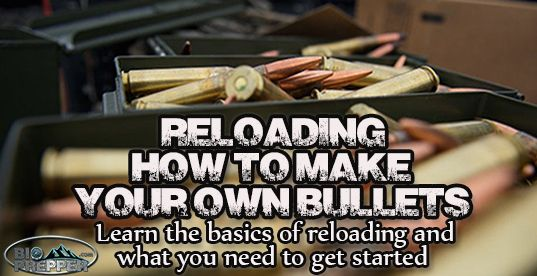 Ammo Shortages? Don't Worry, Make Your Own!