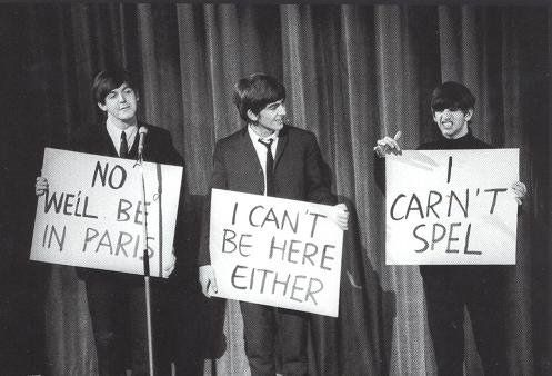 Ringo Carn't Spel... This has been my favorite picture from the internet for the longest time xD