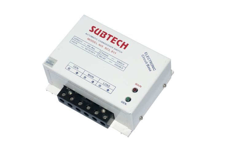 We supply all types of Automatic Source Changeover with Current Limiter (ACCL)  all over  the world.30A/03A of ACCL, w/o GEN Start/Stop > 1P+N Poles > 240 Volts  Make-Havells, For more details contacts us: info@steelsparrow.com Plz visit for best price@ http://www.steelsparrow.com/electrical-components/automatic-source-changeover-with-current-limiter.html