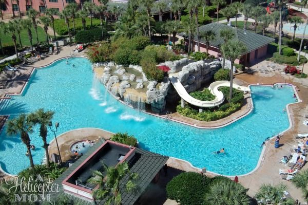The gorgeous Caribe Royale! Perfect Orlando Vacation for Families #Disney #Travel
