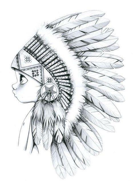 Little Indian awe......