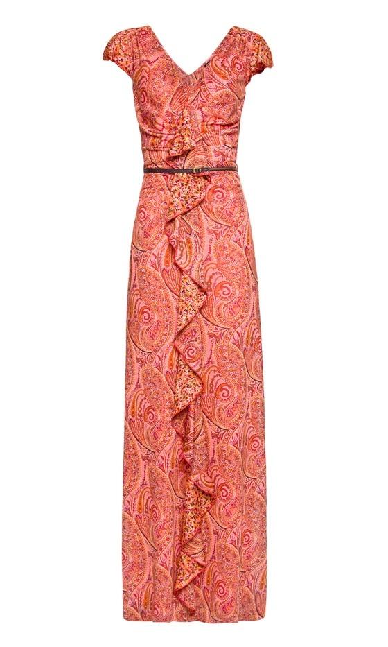 Mango Ethnic Print Maxi Dress, £84.99
