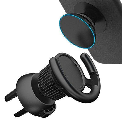 Car Mount Clip for Pop Socket Users, Jugaogao Air Vent Phone Holder for PopSocket Expanding Grip Stand Users- Black - Jugaogao 2018 Air Vent Car Mount for Pop Socket Stands This car phone holder was special designed for pop socket expending stands users; it has powerful clip to catch the air vent, and the 360-degree rotation provide you with the best viewing angle; this holder ensures safe driving whether you ar...