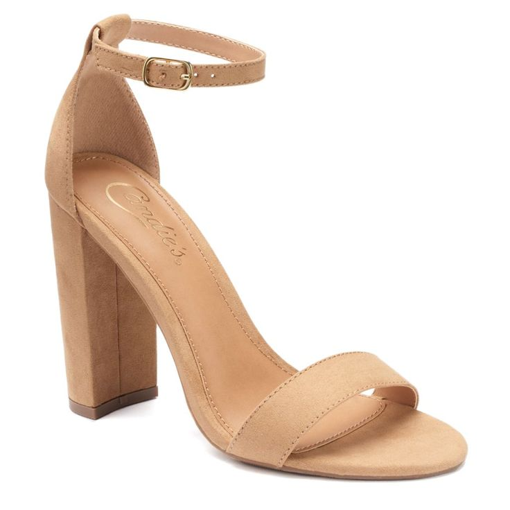 Candie's® Women's Chunky Heel