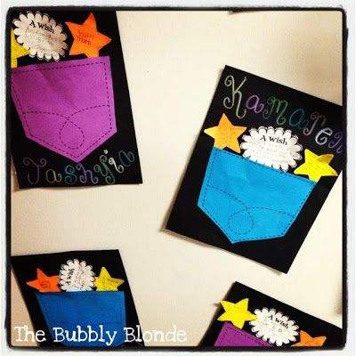 The Bubbly Blonde: 2 Stars & a Wish Craftivity Freebie:)