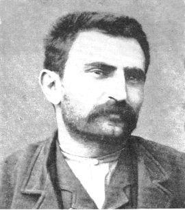 Errico Malatesta foi um anarquista italiano, teórico e ativista. Nasceu em 1853 em uma família abastada do sul da Itália. De fato, os Malatesta dominaram a província de Rimini e, no período de maior expansão, os castelli do norte de San Marino, a província de Pesaro, parte de Ancona, Forlì e Ravenna, entre 1295 e 1528.
