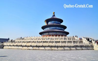 Concours gagnez un Voyage de 6000$ en Chine | Québec Gratuit