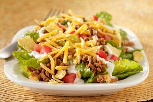 Quick Taco Salad Recipe - Kraft Recipes