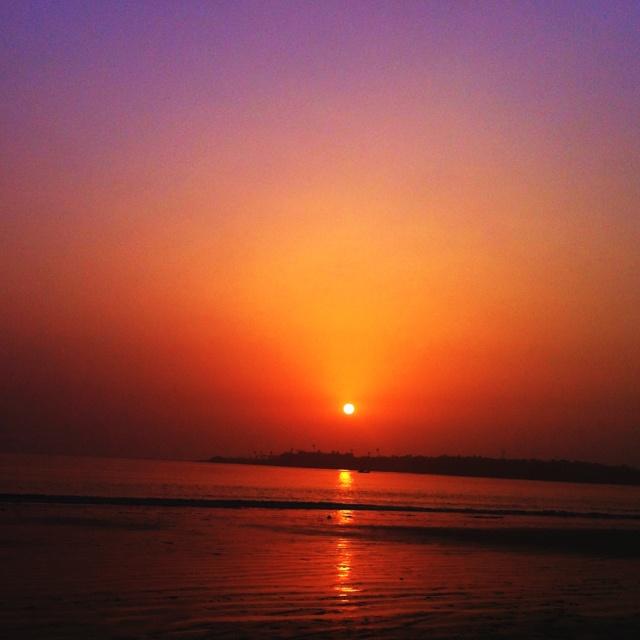 Bombay Versova beach   its where i found forever kind love