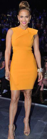Gotta love J-LO -. My fashion icon!!