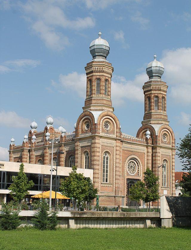 Synagogue Szombathely, Hungary