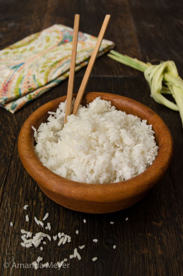 Lemongrass Coconut Rice. Ninja KitchenNinjasCoconut ...