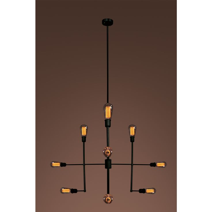 Delia edison light chandelier overstock shopping great deals on warehouse of tiffany chandeliers