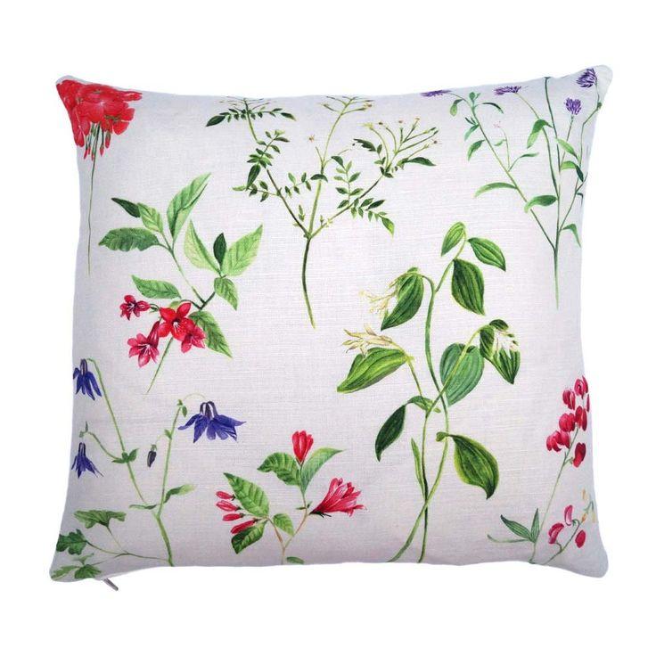 Botanical Garden Cushion