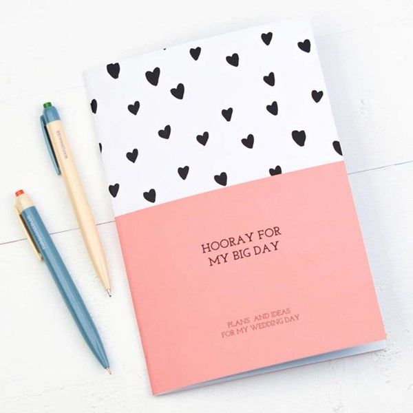 14 best Wedding Planners and Notebooks images on Pinterest Wedding