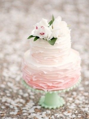 Top Ruffle Cakes - Top Cakes - Cake Central